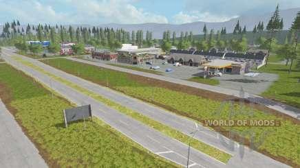 North West pour Farming Simulator 2017