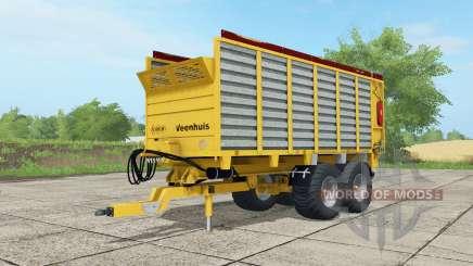 Veenhuis W400 saffron für Farming Simulator 2017