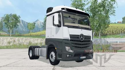 Mercedes-Benz Actros LS (MP4) pour Farming Simulator 2015