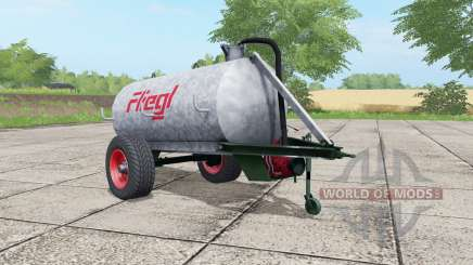 Fliegl VFW 5000 pour Farming Simulator 2017