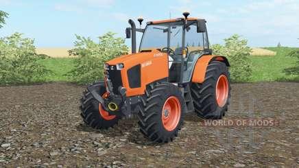 Kubota M135GX 2012 pour Farming Simulator 2017