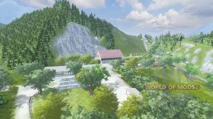 The Alps v1.5 für Farming Simulator 2013