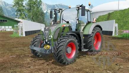 Fendt 714-724 Vario FL console pour Farming Simulator 2015