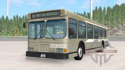 Wentward DT35SE für BeamNG Drive