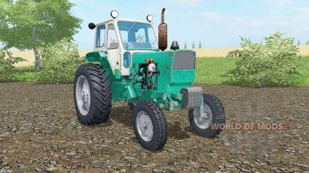 UMZ-6КЛ Caraïbes couleur verte pour Farming Simulator 2017