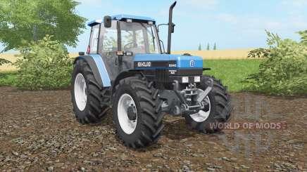 New Holland 8340 choice power für Farming Simulator 2017