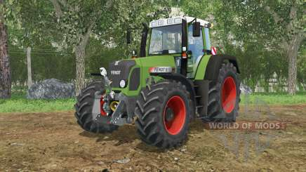 Fendt 818 Vario TMS may green pour Farming Simulator 2015
