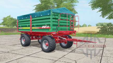 Metaltech DB 14 munsell green für Farming Simulator 2017
