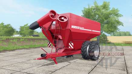Horsch Titan 34 UW narrow twin wheels für Farming Simulator 2017