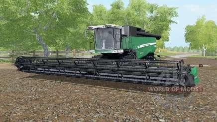 Massey Ferguson 9380 Delta 2013 pour Farming Simulator 2017