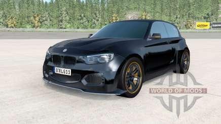 BMW M135i xDrive Tuned v2.0 für BeamNG Drive