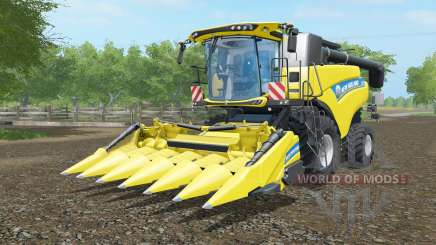 New Holland CR6.90 ripe lemon pour Farming Simulator 2017