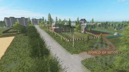 SPK Nouveau monde pour Farming Simulator 2017