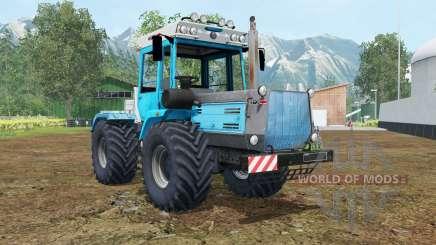 KHTZ-17021 couleur bleu pour Farming Simulator 2015