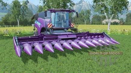 New Holland CR10.90 seance pour Farming Simulator 2015