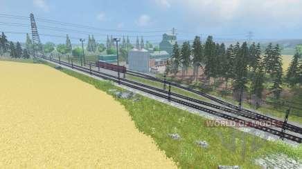 Landwehrkanal für Farming Simulator 2013