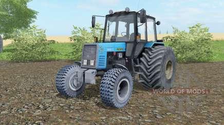 MTZ-892 Biélorussie roues larges pour Farming Simulator 2017