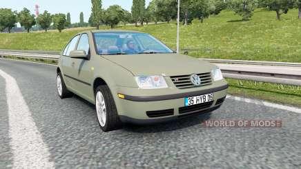 Volkswagen Bora 1999 für Euro Truck Simulator 2