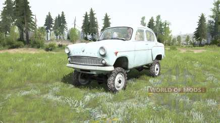 Moskvich-410Н 1958 pour MudRunner