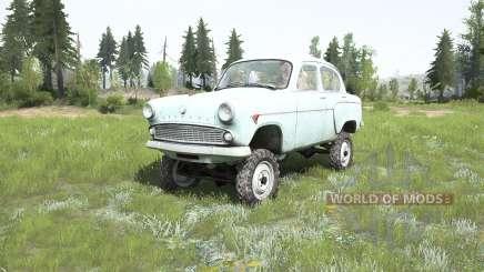 Moskwitsch-410Н 1958 für MudRunner