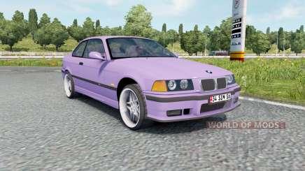 BMW M3 coupe (E36) v1.1 für Euro Truck Simulator 2