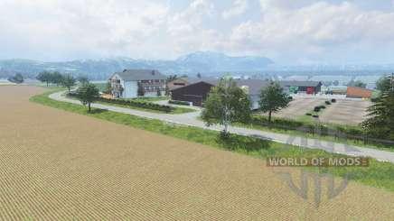 Talmap v1.1 für Farming Simulator 2013