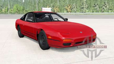 Nissan 240SX SE fastback (S13) 1992 pour BeamNG Drive
