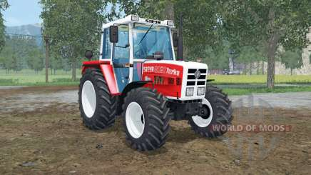 Steyr 8080A front loader pour Farming Simulator 2015