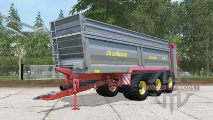 Strautmann PS 3401 lime für Farming Simulator 2015