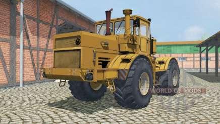 Kirovets K-700A mit der Farbe orange für Farming Simulator 2013