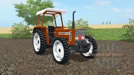 Fiat 60-56 wheels selection für Farming Simulator 2017
