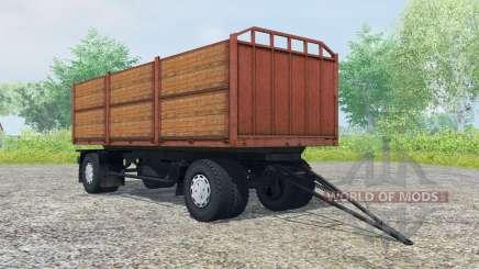 MAZ-83781 für Farming Simulator 2013