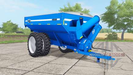 Kinze 1050 double wheels für Farming Simulator 2017