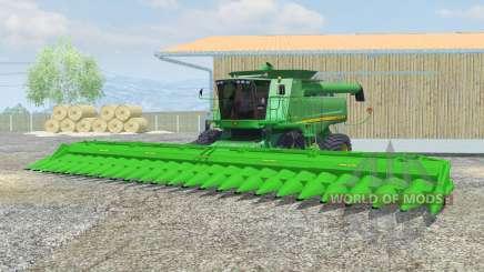 John Deere 9770 STS dual front wheels für Farming Simulator 2013