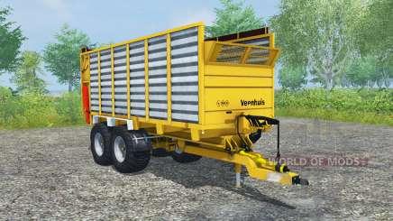 Veeᶇhuis W400 pour Farming Simulator 2013