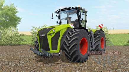 Claas Xerion 5000 Trac VC full edition pour Farming Simulator 2017