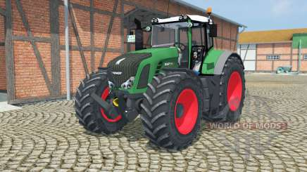 Fendt 939 Vario wheels weights für Farming Simulator 2013