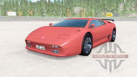 Camso Lilith SV für BeamNG Drive