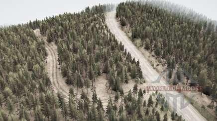 Fox Marsh Road pour MudRunner