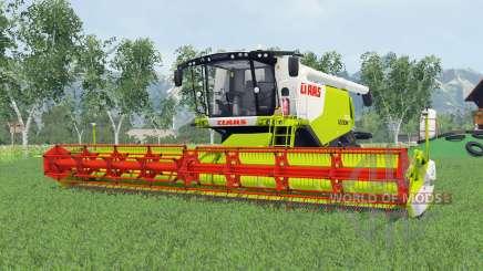 Claas Lexion 750 rio grande pour Farming Simulator 2015