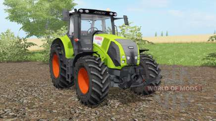 Claas Axion 820 las palmas pour Farming Simulator 2017