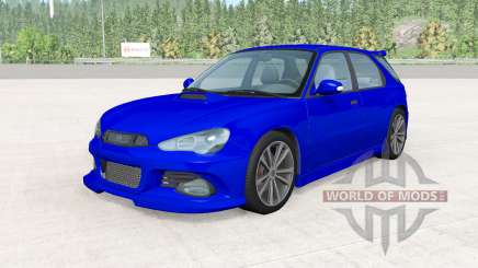 Hirochi Sunburst wagon pour BeamNG Drive