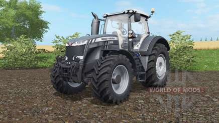 Massey Ferguson 8727-8737 Black Edition für Farming Simulator 2017