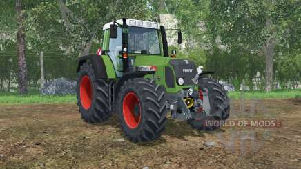 Fendt 818 Vario TMS full lighting pour Farming Simulator 2015