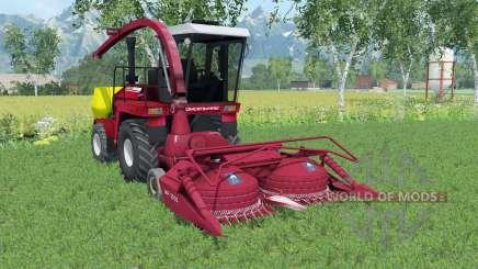 Palesse 2U250A mit den Reapern für Farming Simulator 2015