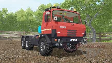 Tatra T815 6x6 für Farming Simulator 2017
