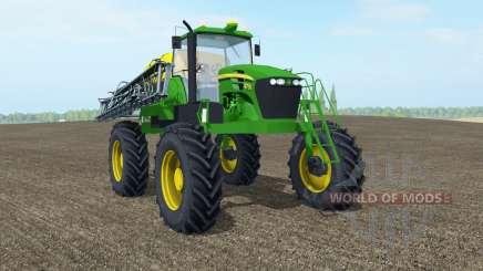 John Deere 4730 islamic green pour Farming Simulator 2017