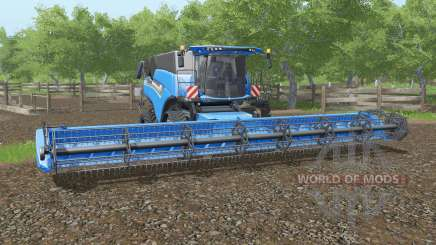 New Holland CR10.90  paint and chassis choice für Farming Simulator 2017