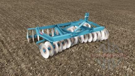Ransomes HR 31-86 & TS 90 für Farming Simulator 2017