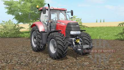 Case IH Puma 160 CVX real lights für Farming Simulator 2017